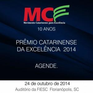 Prêmio Catarinense da Excelência - Post